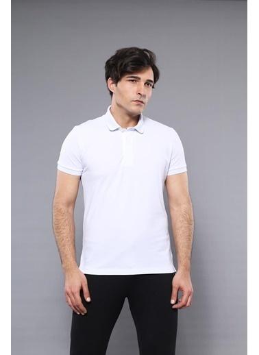 Wessi Tişört Beyaz